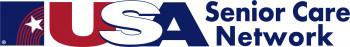 USA Senior Care Network logo